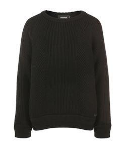 Dsquared2   Шерстяной Пуловер Объемного Кроя