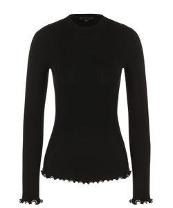 Alexander Wang | Пуловер Фактурной Вязки С Декоративной Отделкой