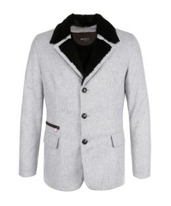 Kiton | Кашемировая Куртка С Меховой Подкладкой
