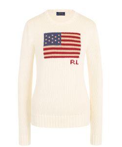 Polo Ralph Lauren | Хлопковый Пуловер С Круглым Вырезом