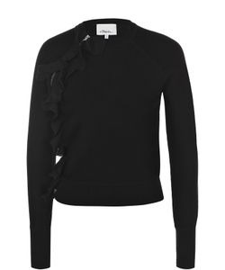 3.1 Phillip Lim | Укороченный Пуловер С Оборками