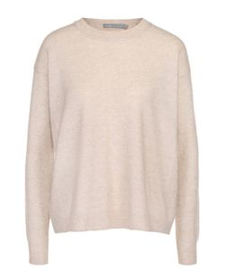 Vince | Кашемировый Пуловер С Круглым Вырезом