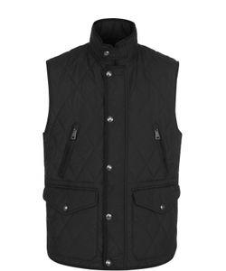 Polo Ralph Lauren | Утепленный Стеганый Жилет На Молнии С Воротником-Стойкой