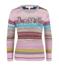 Marc Jacobs | Пуловер Прямого Кроя С Вышивкой Пайетками