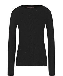 Loro Piana | Пуловер Из Смеси Кашемира И Шелка С Пайетками