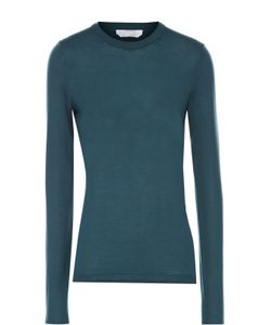 Hugo | Приталенный Пуловер С Длинным Рукавом И Круглым Вырезом