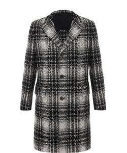 Kiton | Однобортное Пальто Из Смеси Шерсти И Кашемира С Шелком