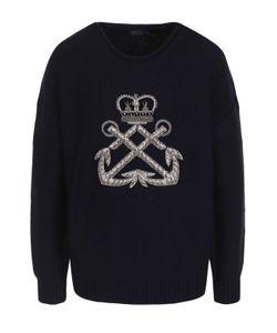 Polo Ralph Lauren | Шерстяной Пуловер С Контрастной Вышивкой