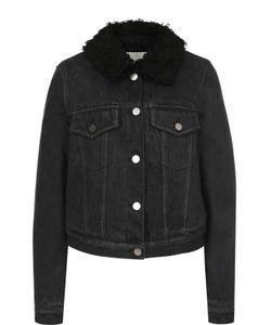 3.1 Phillip Lim | Джинсовая Куртка С Потертостями