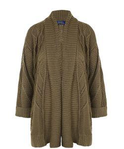 Polo Ralph Lauren | Кардиган Фактурной Вязки С Укороченным Рукавом