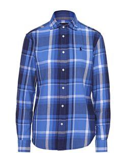 Polo Ralph Lauren | Блуза Прямого Кроя В Клетку