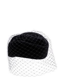 Philip Treacy | Шляпа С Вышивкой И Декоративной Сеточкой