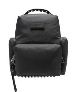 Kenzo | Текстильный Рюкзак С Внешними Карманами На Молнии