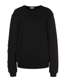 Dries Van Noten | Пуловер Прямого Кроя С Круглым Вырезом И Фактурной Отделкой Dries Van