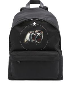 Givenchy | Рюкзак С Принтом И Внешним Карманом На Молнии