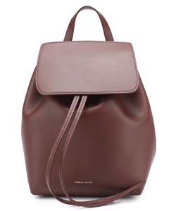 MANSUR GAVRIEL   Кожаный Рюкзак С Клапаном Mini Backpack
