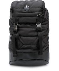 Polo Ralph Lauren | Текстильный Стеганый Рюкзак С Отделкой Из Натуральной Кожи