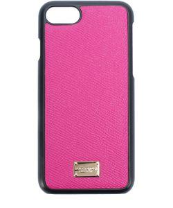 Dolce & Gabbana | Кожаный Чехол Для Iphone 7