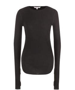 Helmut Lang | Облегающий Пуловер Фактурной Вязки