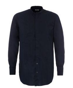 Dries Van Noten | Удлиненная Хлопковая Рубашка Свободного Кроя