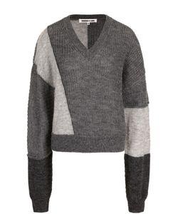 Mcq Alexander Mcqueen | Пуловер Свободного Кроя С V-Образным Вырезом