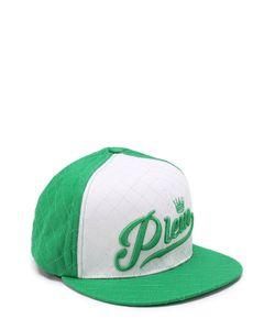 Philipp Plein | Хлопковая Бейсболка С Вышивкой И Контрастной Отделкой