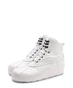 OXS RUBBER SOUL | Кожаные Ботинки На Шнуровке