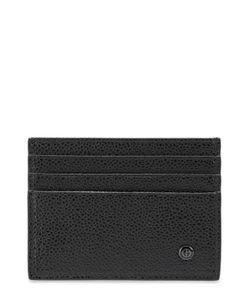 Giorgio Armani | Кожаный Футляр Для Кредитных Карт