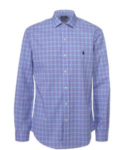 Polo Ralph Lauren | Хлопковая Рубашка С Воротником Кент