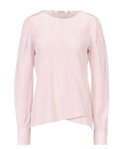 Dorothee Schumacher | Шелковая Блуза Асимметричного Кроя С Вырезом-Капелька