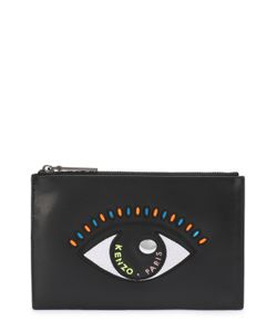 Kenzo | Клатч Small Eye С Вышивкой