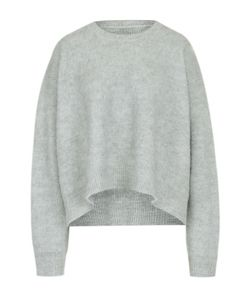 MM6 by Maison Margiela   Пуловер Свободного Кроя С Круглым Вырезом