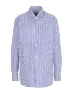 Ralph Lauren | Хлопковая Блуза В Контрастную Полоску