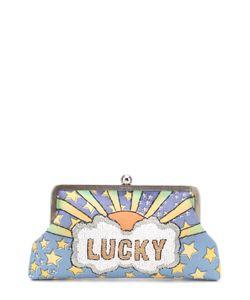 Sarah's Bag | Клатч Lucky С Вышивкой Бисером