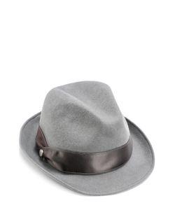 Armani Collezioni | Шерстяная Шляпа С Лентой