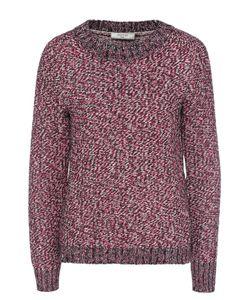 Lanvin | Пуловер Фактурной Вязки С Круглым Вырезом