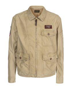 Polo Ralph Lauren | Хлопковая Куртка На Молнии С Отложным Воротником И Накладными Карманами Polo