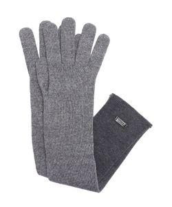 Armani Collezioni | Удлиненные Перчатки Из Шерсти И Вискозы