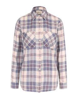Denim & Supply Ralph Lauren   Блуза Прямого Кроя В Клетку