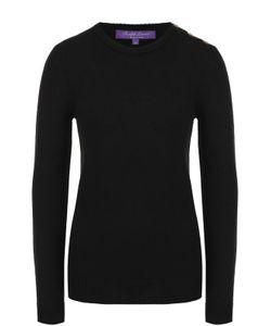 Ralph Lauren | Кашемировый Облегающий Пуловер С Круглым Вырезом