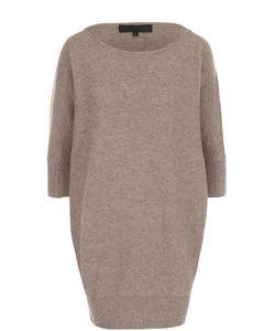 Tegin | Удлиненный Пуловер С Круглым Вырезом