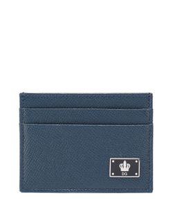 Dolce & Gabbana | Кожаный Футляр Для Кредитных Карт
