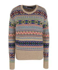 Polo Ralph Lauren | Вязаный Пуловер Прямого Кроя С Круглым Вырезом