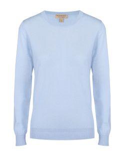 Burberry | Пуловер Прямого Кроя С Контрастными Заплатками