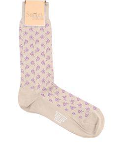 Sorley Socks | Хлопковые Носки С Принтом