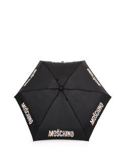 Moschino | Складной Зонт С Брелоком