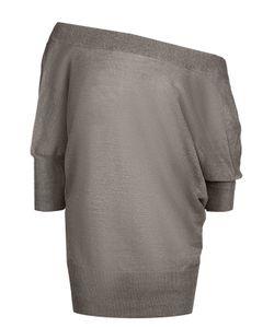 Tegin | Полупрозрачный Пуловер С Открытой Спиной