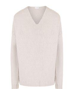 Escada Sport | Шерстяной Пуловер С V-Образным Вырезом