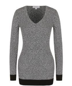 Escada Sport | Удлиненный Облегающий Пуловер С V-Образным Вырезом