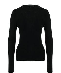 Tegin   Шерстяной Пуловер С V-Образным Вырезом